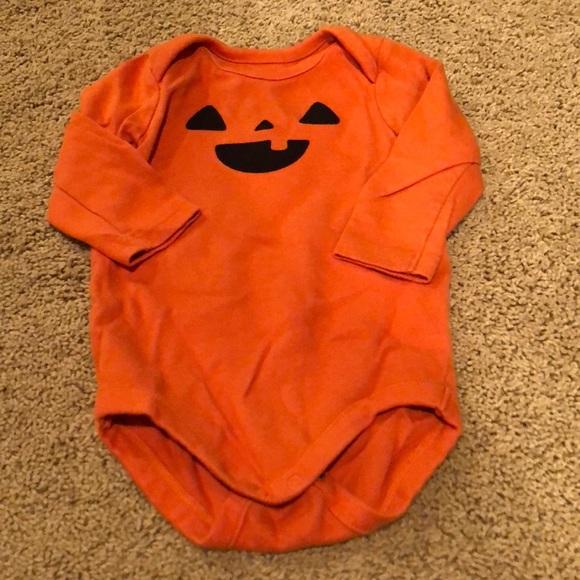 NWT HALLOWEEN Pajamas Pjs Bodysuit Owl Ghost Pumpkin 3-6  18  24  3T